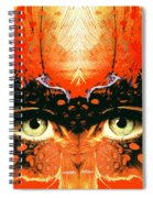 I'm Looking Through You Spiral Notebook