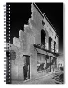 Im Still Standing Jerome Black And White Spiral Notebook