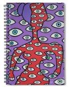 Im Watching You Spiral Notebook