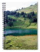 Image Lake  Spiral Notebook