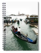 Images Of Venice 10 Spiral Notebook