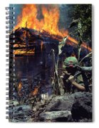 Images Of Vietnam Spiral Notebook