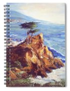 Imaginary Cypress Spiral Notebook