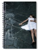 Imaginary Friend Spiral Notebook