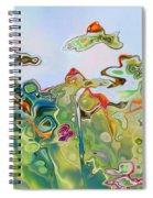 Imagine Af11 Spiral Notebook