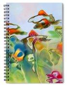Imagine - Frc01v6 Spiral Notebook