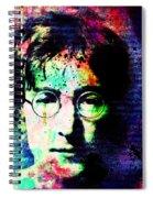 Man Of Song Spiral Notebook
