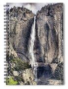 Img 5057_  Yosemite National Park Spiral Notebook
