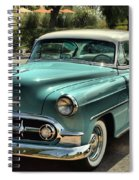 Img 8462_ Chevy Bellaire Spiral Notebook