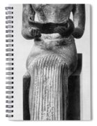 Imhotep, 27th Century B.c Spiral Notebook