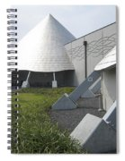 Imiloa Astronomy Center - Hilo Hawaii Spiral Notebook