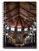 Immaculate Conception Church Spiral Notebook
