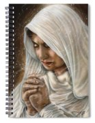 Immaculate Conception - Mothers Joy Spiral Notebook