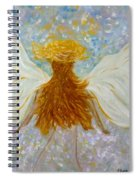 Immaterial Girl Spiral Notebook