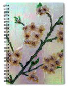Immortal Almond  Spiral Notebook