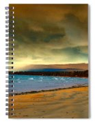 Impending Storms Spiral Notebook