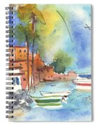 Imperia In Italy 02 Spiral Notebook