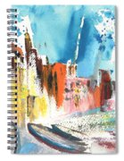 Imperia In Italy 03 Spiral Notebook