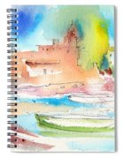 Imperia In Italy 05 Spiral Notebook