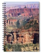 Imperial Towers Spiral Notebook