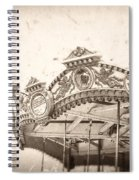 Impossible Dream Spiral Notebook