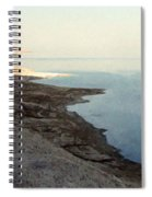 Impressionist Of The Dead Sea Spiral Notebook
