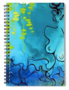 Imprint Spiral Notebook