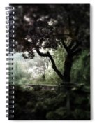 In And Out Of The Garden Spiral Notebook