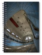 In At The Deep End Spiral Notebook