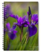 In Beautiful Company Spiral Notebook