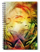 In Between Dreams Spiral Notebook