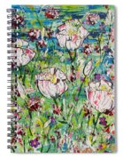 In Bloom Spiral Notebook