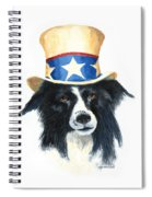 In Dog We Trust Spiral Notebook