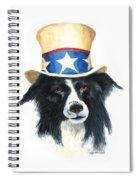 In Dog We Trust Spiral Notebook