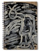 In For The Hug Spiral Notebook