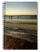 In From The Sea Spiral Notebook