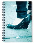 In Her Shoes Spiral Notebook