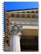 In Honorem Spiral Notebook
