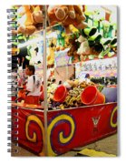 In It To Win It Or Fair Game In Red Spiral Notebook