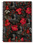 In Love And Respect We Trust Spiral Notebook