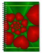 In Love Spiral Notebook