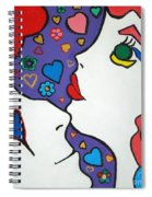 In Love Spiral Notebook