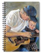 In Memory Of Baby Jordan Spiral Notebook