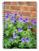 In Neighbours Garden Spiral Notebook