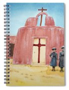 In Old New Mexico II Spiral Notebook