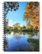 In Our Own Special World Spiral Notebook