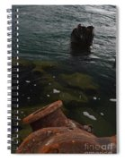 In Our Rusty Submarine Spiral Notebook