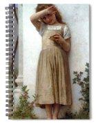 In Penitence Spiral Notebook