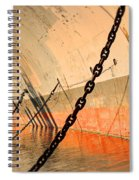 In Port Spiral Notebook