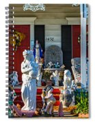 In Praise Of Everything Spiral Notebook